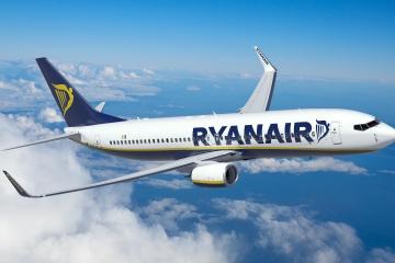Ryanair — 50 Extra Routes To Malaga